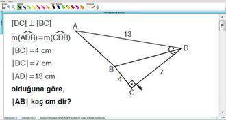 Açıortay Ve Açıortay Teoremleri 19 - EBA BİLİŞİM ORHAN BEY izle
