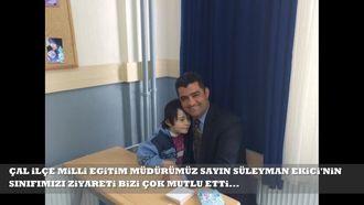 """"""" En Büyük Engel Sevgisizliktir ! """" - Belevi Halil Uzun İlkokulu Özel Eğitim Sınıf�... izle"""