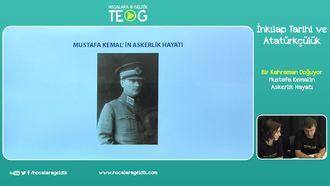 Mustafa Kemal'in Askerlik Hayatı izle