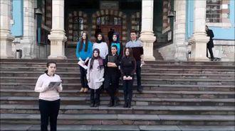 Eğitim-Öğretim Sürecinde Öğrenci Kanunları Projesi Röportaj Videosu izle