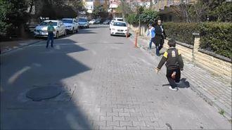 Trafikte Akıllı Adımlar Güvenli Oyun Yerleri izle