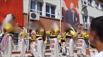 Antalya Mehmet Kemal Dedeman İlkokulu Etwinning Kültür Sokağı No 1  Halk Oyunları  G... izle