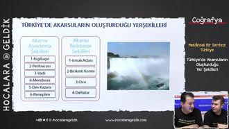 Türkiye'de Akarsuların Oluşturduğu Yer Şekilleri izle
