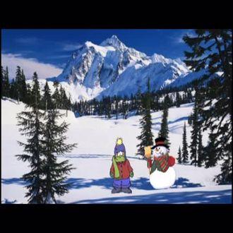 Kardan adam yapalım şarkısı izle