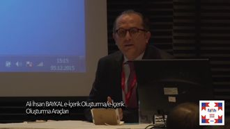 5.Oturum: Ali İhsan BAYKAL - Yeni EBA ve İçerik Ekosistemi izle