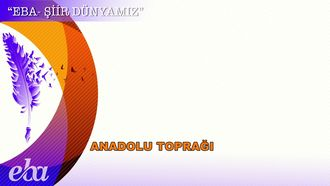 Anadolu Toprağı - Orhan Seyfi Orhon izle