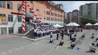 Erbosan Ortaokulu 4006 Bilim Fuarı izle