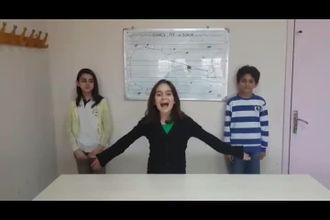 Hem Oynuyorum Hem Öğreniyorum Projesi Pendik Ergenekon Ortaokulu 5-B Sınıfı - 2 izle