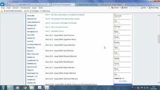 Ders 12.4 - Uyap Editör Giriş Menüsü izle