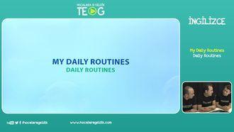 Daily Routines izle
