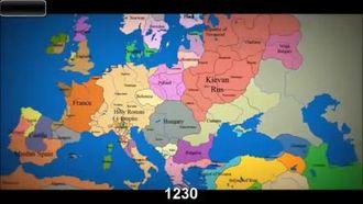 1000 Yılda Avrupa'nın Değişimi izle