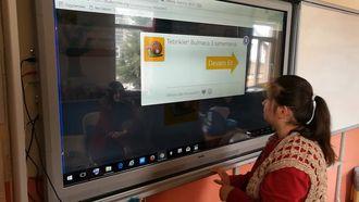 Fethiye Şehit Feramil Ferhat Kaya Ortaokulu, Özel Eğitim Sınıfı öğrencilerimiz COD... izle