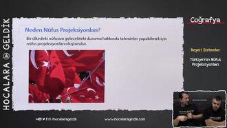 Türkiye'nin Nüfus Projeksiyonları izle