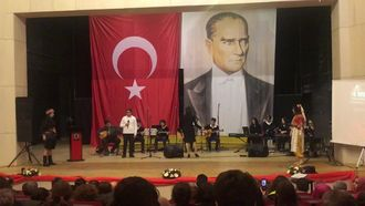18 Mart Çanakkale Zaferi Ödemiş Fen Lisesi izle