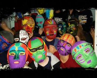 Çıkarın Maskelerinizi izle