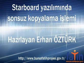 Starboard Yazılımında Sonsuz Kopyalama İşlemi izle