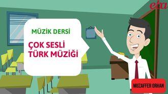Çok Sesli Türk Müziği Animasyonu (Müzik Dersi) izle