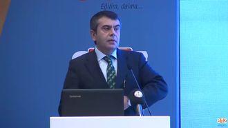 Fatih ETZ 2016: Doç Dr. Yusuf TEKİN - Milli Eğitim Bakanlığı Müsteşarı izle