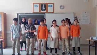 Çarşamba Anafartalar Ortaokulu Etwinning Projemiz Twintv Fun izle