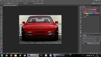 photoshop: resmi dilim aracıyla parçalayarak kaydetme izle