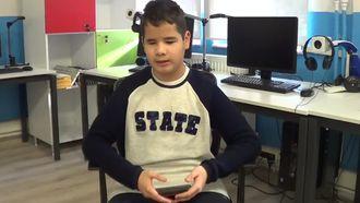 Görme Engelli Yardımcı Destek Teknolojileri - IOS Braille Klavye izle