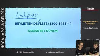 Osman Bey Dönemi izle