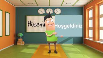 Animasyonlu Türkçe Sorular izle
