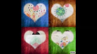 Love and peace şiir (Worldwide love and peace eTwinning project ) izle