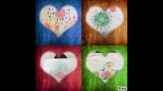 Love and peace şiir (Worldwide love and peace eTwinning project ) izle