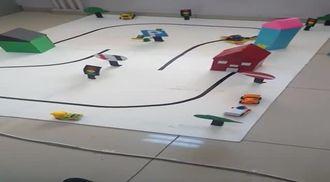 Otonom Çizgi İzleyen Robot izle