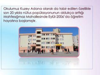 Hacı Hatice Turgut Anadolu Lisesi Okul Tanıtımı izle
