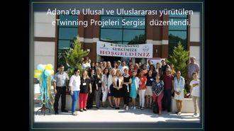 Ramazan Atıl Anadolu Lisesi- eTwinning Adana Sergisi izle