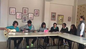 Yenişehir Mersin Anadolu Lisesi Müzik grubu izle
