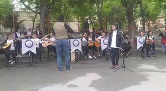 Salih Avgın Paşa Ortaokulu orkestrası Memleketim(KAYSERİ) izle