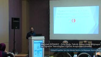 FATİH ETZ 2016 :  Mehmet DÖNMEZ - Orta Doğu Teknik Üniversitesi Bilgisayar ve Öğreti... izle