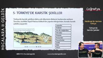 Türkiye'de Karstik Şekiller izle