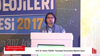 FATİH ETZ 2017 : Prof. Dr. Hakan TÜZÜN - Eğitimde Mobil Öğrenme Paneli izle