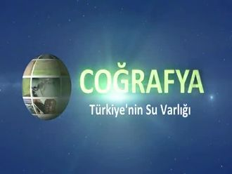Türkiye'nin Su Varlığı izle