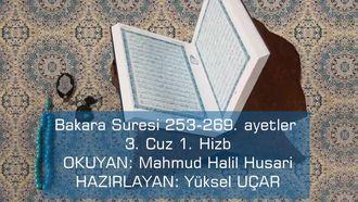 Bakara Suresi 253 269 izle