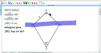 Deltoid ve Çokgenler 10.Sınıf  Kurs 4.Soru izle