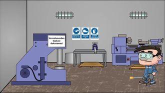 Metal İşleri ve Seri Üretim - İSG Eğitimi - Bölüm 2 izle