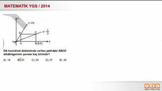 Analitik Geometri izle