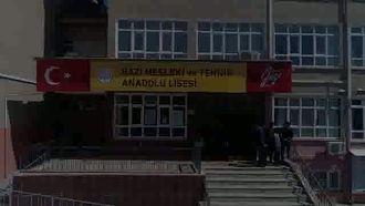 Elazığ Gazi Mesleki ve Teknik Anadolu Lisesi tanıtım videosu izle
