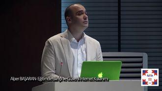 9.Otunum:Alper BAŞARAN-Eğitim Teknolojilerinde Güvenlik Yazılımları izle