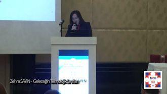 2.Oturum: Zehra SAYIN - ITEC ile Geleceğin Teknolojik Sınıfları izle