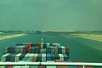 Suveyş (Suez) Kanalı izle