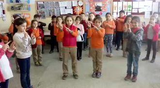 İşaret Dili Çanakkale Türküsü izle