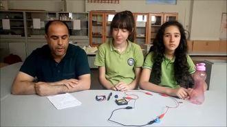 Maddelerin Elektriksel İletkenliği izle