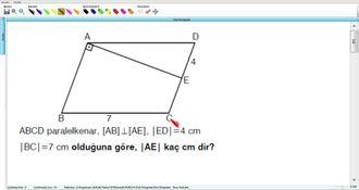 Özel Dörtgenler 10.Sınıf 10.Soru izle