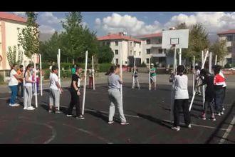 Sopayı Yakala Oyunu Erzincan Yunus Emre Ortaokulu izle